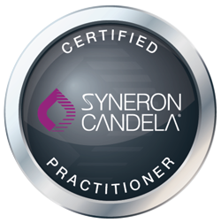 Certified Practitioner of Syneron Candela